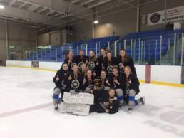 Female Hockey Atlantic Hockey Group