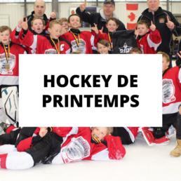 Hockey de Printemps Groupe de Hockey Atlantique